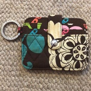 Vera Bradley ID & card holder